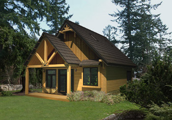 The Cardinal The Cardinal Home Design Is The Quintessential Cozy Cabin. The  Floor Plan Of This Cedar Home Can Be Easily Customized.